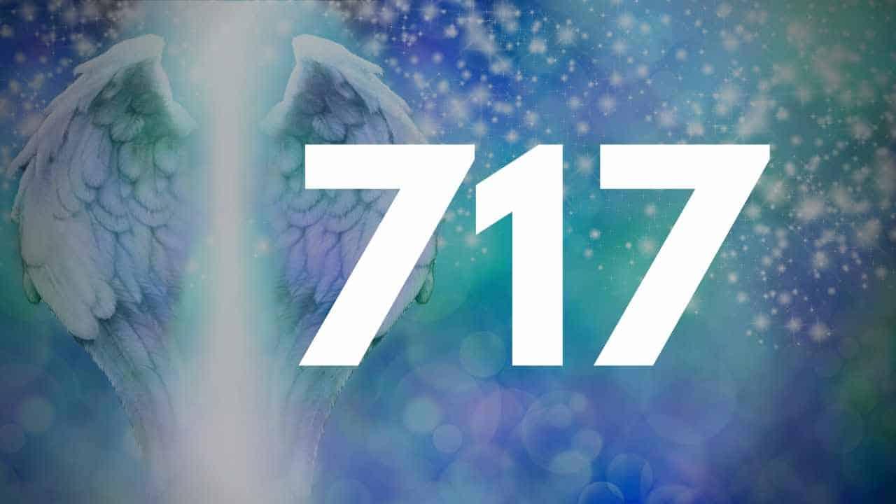 Angel Number 717 Meaning & Symbolism