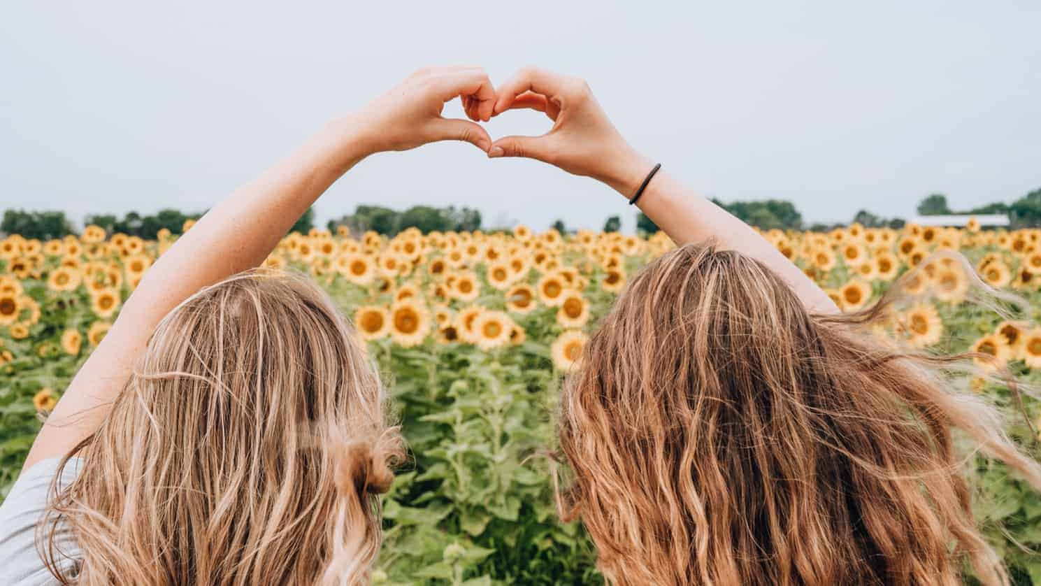Positivity and gratitude